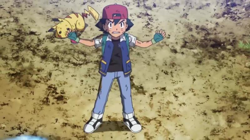 """Trailer zu """"Pokémon – Der Film- Du bist dran!"""" (покемон 20 фильм немецкий трейлер)"""