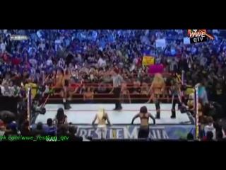 [WWE QTV[Cамці Савців]☆[WrestleMania XXIV][24]Beth Phoenix and Melina vs Maria Ashley]☆[Бет Феникс и Мелина про Марию и Эшли]