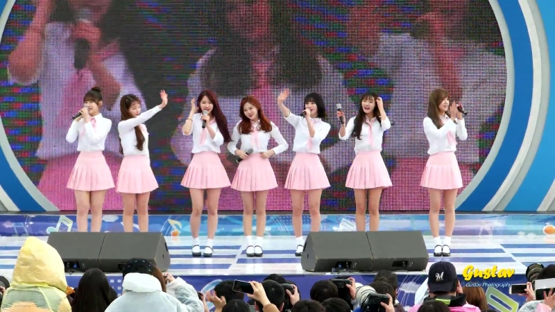 · Fancam · 170325 · OH MY GIRL -