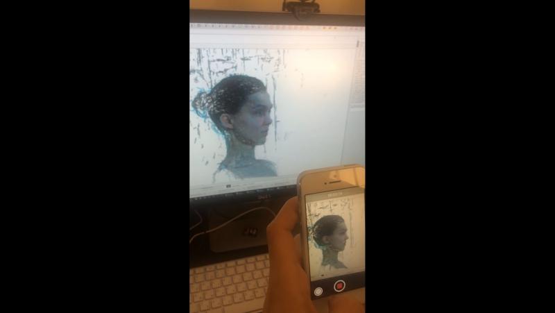 3Dscan Maribel » Freewka.com - Смотреть онлайн в хорощем качестве