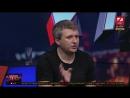 На Украине политолога выгнали с эфира за отказ говорить на украинском языке