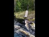 Карелия река Тохма
