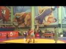 Баир Омоктуев, четверть финала Абсолютного первенства по тувинской национальной борьбе Хуреш
