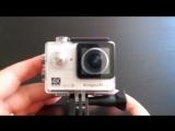 Kruger Matz 4K Camera Unboxing in Romanian