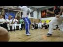 Рода в академии Mestre Pinoquio и Associação Cultural de Capoeira Angola Quilombola. Mestrе Bandeira - Mestre Polegar