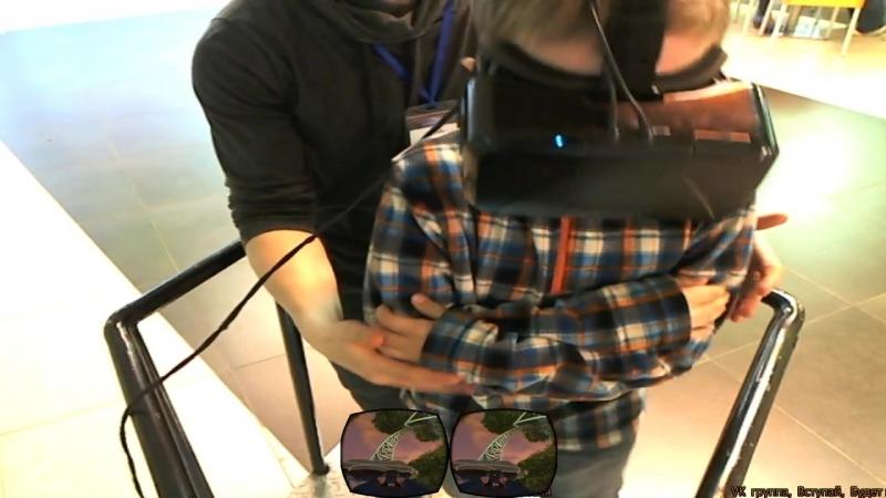 Виртуальная реальность Helix Демонстрация