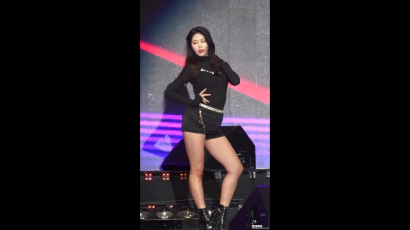 170427 Brave Girls - Deepened (Hayun) @ Yeongwol Endangered Cultural Festival