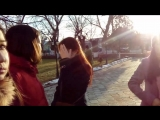 Жүрегімізде бар сізге орын бізде Abla... (Erkezhan feat. Aysana)(2 A Marketing KTK(2016-2017)