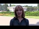 Олена Кравець читає вірш Лесі Українки