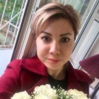 Анкета Наталья Назарова