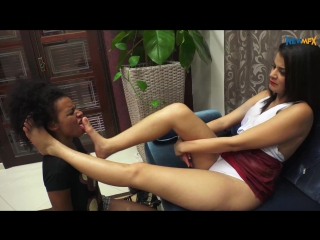 Nicole Foot Worship and even some trampling!