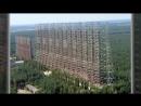 ЗГРЛС Дуга 1 Чернобыль 2 Сталк с МШ Руфим антенну! Russian woodpecker with MSH