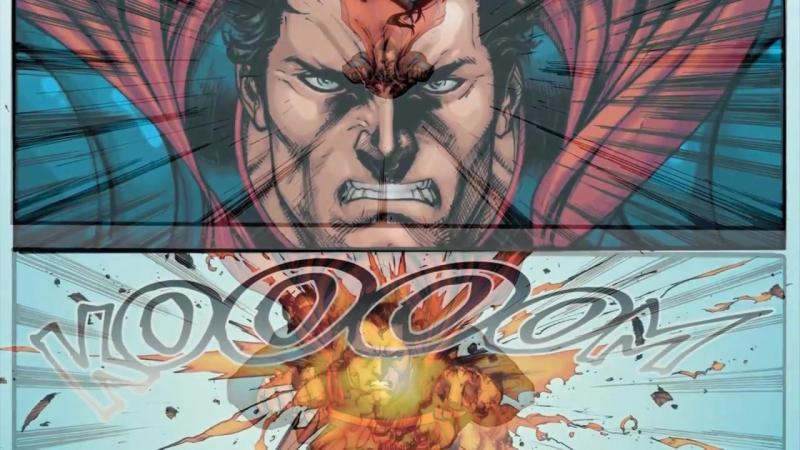 Несправедливость Боги среди нас 7 Комиксы DC