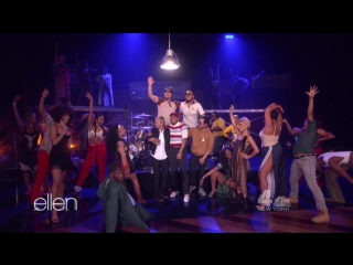 The Ellen DeGeneres Show Full Episode Season 14 2016.10.10 Hilary Duff, Laurie Hernandez & Val from 'DWTS', Anderson .Paak