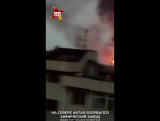 На севере Китая взорвался химический завод
