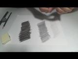 Обзор ластиков для художников 2. Клячка _Формопласт_ Какая клячка лучше