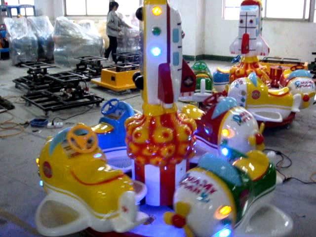 Детские карусели Самолетики Аттракционы для детей