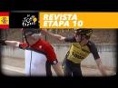 Revista : George Bennett en Gerona - Etapa 10 - Tour de France 2017