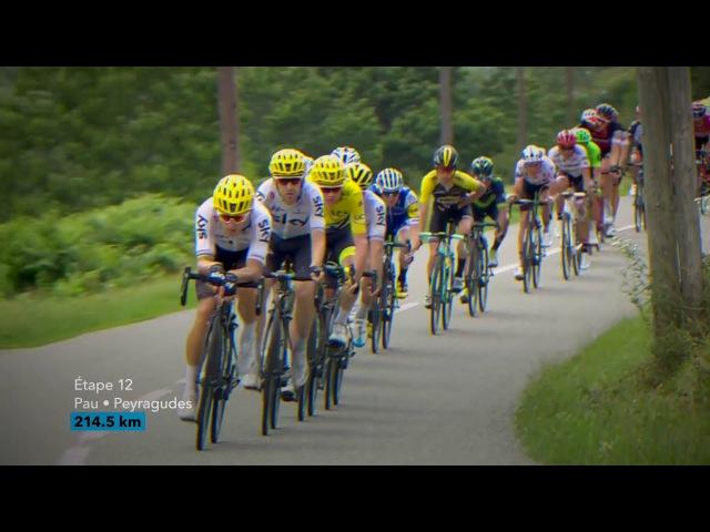 La minute maillot blanc Krys - Étape 12 - Tour de France 2017