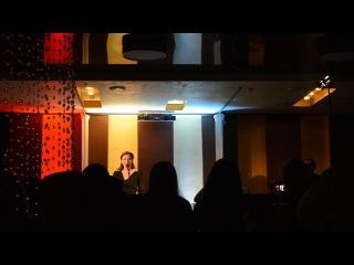 «ИТОГИ». Городской клуб поэтов «Четыре», Atrium lounge cafe. Тамбов.