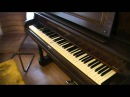 Tiny Toon Adventures Theme piano roll arrangement by Max Demski