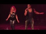 ESCKAZ in Amsterdam Valentina Monetta &amp Jimmie Wilson (San Marino) - Spirit of the Night