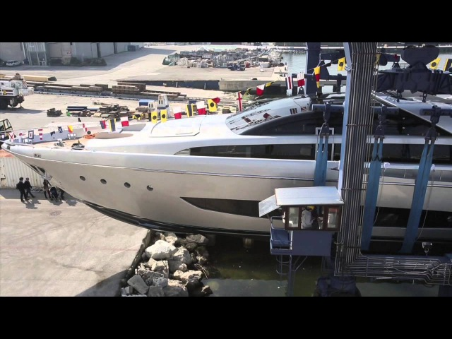 Luxury Yachts - Riva 122' Mythos