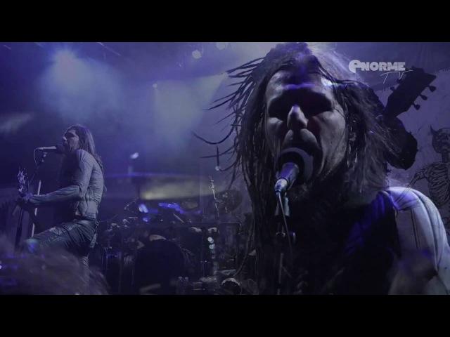 Septicflesh - Prototype (Live at Ninkasi, Lyon 2015)