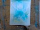 М.Потороча. Мастер-класс масляной живописи, как нарисовать цветы в вазе