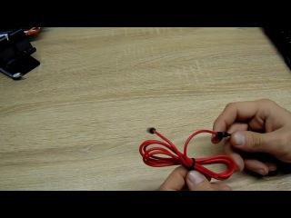 Удлинитель Джек 3,5 с Геарбеста /1.2m Length 3.5mm Audio Extra Cable gearbest