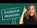 German Lesson (36) - The Accusative Case - Part 4: Possessive Pronouns - A1/A2