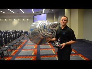 Festo's Fantastical Flying Robots
