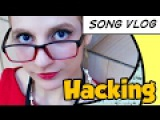MR ROBOT SONG How Far Can Hackers Really Go SONG VLOG - Meri Amber