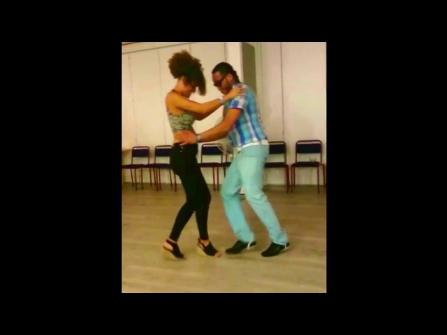 Isolde y Wilkin bailando bachata Jhonny Rijo Dame Tu Amor