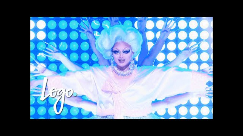 RuPaul's Drag Race (Season 8 Finale) | Kim Chi's 'Fat, Fem Asian' Performance | Logo