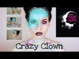 NYX Face Awards Russia 2017  Crazy Clown