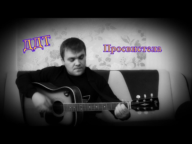 ДДТ - Просвистела (Кавер - Николай Сутягин) / Cover / Поём вместе