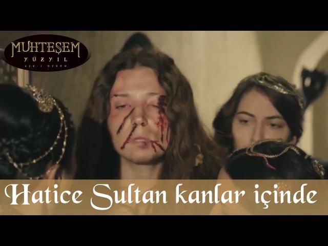 Hatice Sultan Kanlar İçinde Saray'da - Muhteşem Yüzyıl 89.Bölüm