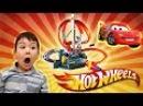 Аварии И Тачки На Треке Хот Вилс Hot Wheels | Играть С Нами!