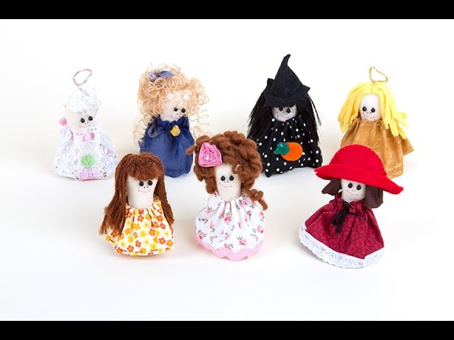 Игрушка-кукла своими руками: Miadolla - заготовка куклы.