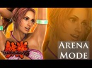 Tekken 6 Arena Mode Christie Monteiro