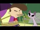 Кид vs Кэт - Ребята против автобуса - Серия 11, Сезон 2 | Короткая анимация Disney