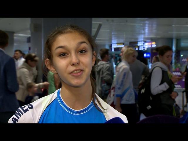 Яна Ярош, сборная Украины по художественной гимнастике. Об Универсиаде-2017