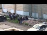 В Сыктывкаре пьяные малолетки оккупировали район старого рынка  3 июля 2017 года