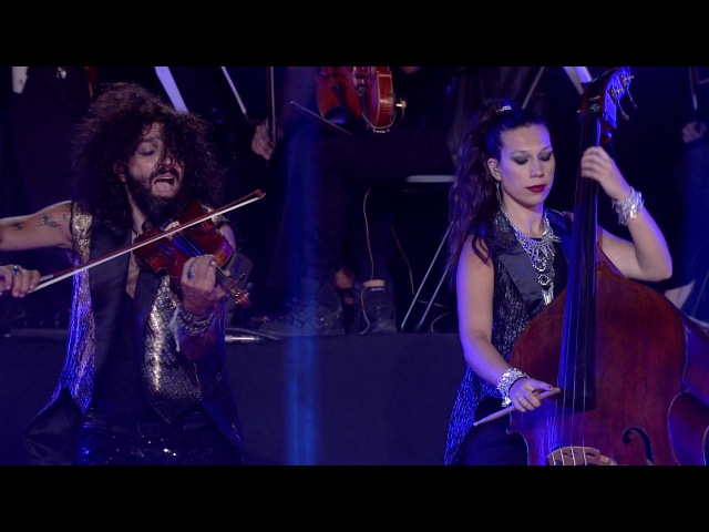 Ara Malikian. The Incredible Story of Violin. Ay Tikar Tikar HD