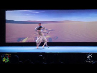 Baila Mundo - Paulo Victor e Luisa Teston (Baila Costo 10 anos)