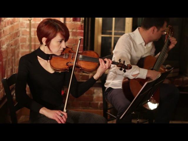 Thanasis Karamintzios - Berliner Tango, performed by Errante