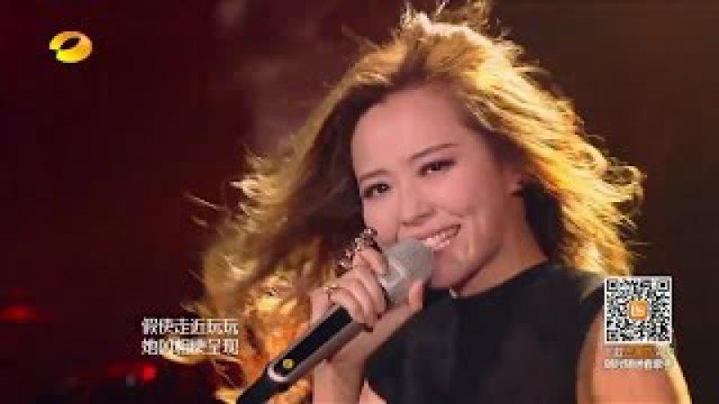 張靚穎: 我是歌手《餓狼傳說》