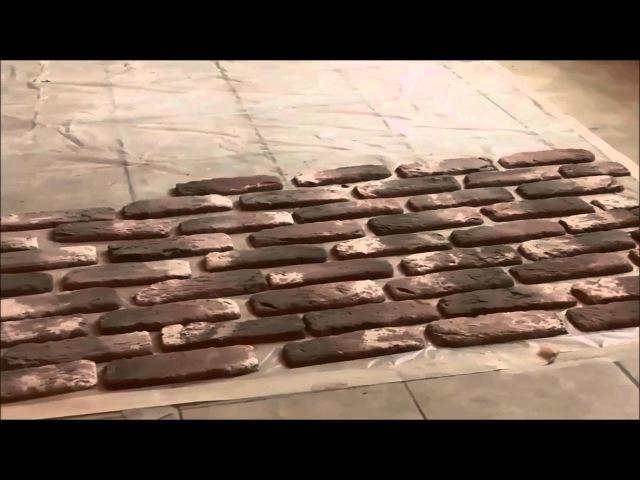 Секреты укладки декоративного кирпича и камня