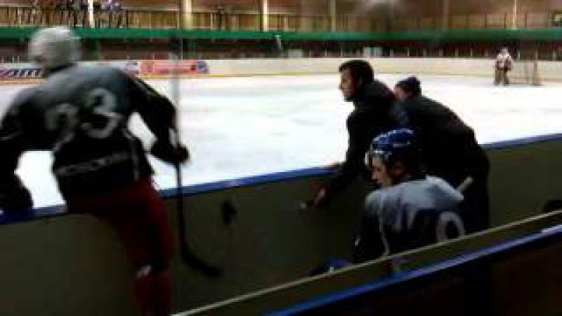 Хоккей. Нападение на судью в РТХЛ.